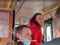 В Кременчуге женщина набросилась на пенсионера из-за маски