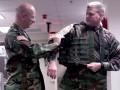 Украинские военные получили от США две тысячи бронежилетов