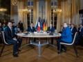 Не только Путин: В Париже на Зеленского давили Меркель и Макрон