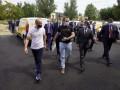 Накануне приезда Зеленского в Херсоне срочно асфальтировали улицу