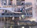 На Мальте обвалился балкон ресторана с людьми