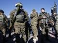 Обстрелы Никишино и Станицы Луганской. Карта АТО за 17 ноября