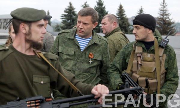 Захарченко открыл новый памятник