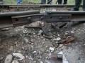 Под Волновахой снова взорвали железную дорогу