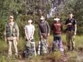 Под Чернобылем задержали семерых сталкеров