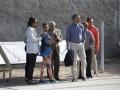 Обама посетил тюрьму, в которой Мандела провел 18 лет