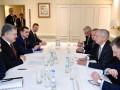 Порошенко и Мэттис обсудили санкции против России