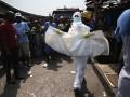 В Африке закрывают границы из-за вспышки вируса Эбола