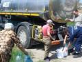 Жители Торецка остались без воды