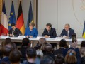 В Кремле дали оценку итогам встречи в рамках