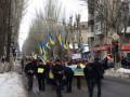 Северодонецк вышел на Марш мира