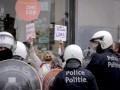 Протест против карантина в Брюсселе закончился задержаниями