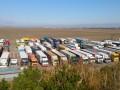 Более 1000 фур не могут выехать из Крыма
