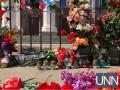 В Одессе жители устроили еще одну акцию к 2 мая