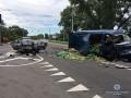 Под Черниговом при лобовом столкновении авто погибли трое