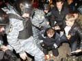 Задержанных участников акции в честь годовщины Майдана отпустили