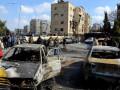 Взрыв возле автобусов в Алеппо с эвакуированными: есть погибшие