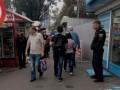 В Киеве ограбили магазин мобильной связи