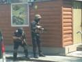 В Черкассах полицейские проводят масштабные учения