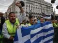 В Греции сегодня состоится масштабная забастовка против режима экономии
