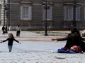 Жителям Испании разрешили гулять