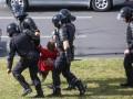 За сутки в Беларуси задержали 700 протестующих