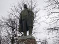 На Полтавщине обнаружен памятник Ленину