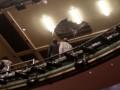 В театре Лондона во время спектакля обвалился кусок потолка