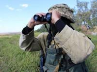 В зоне ООС за день девять обстрелов