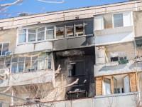 В Киеве горела многоэтажка, пострадали две женщины и ребенок