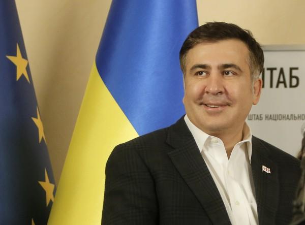 Михаил саакашвили стал советник петра
