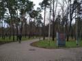 В Киеве мужчина и женщина пытались ограбить туалет в парке
