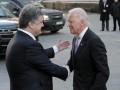Порошенко и Байден определили приемлемый формат переговоров по Донбассу