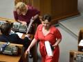Савченко заявила о сексуальных домогательствах