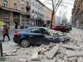 Ущерб от землетрясения в Загребе оценили в €5,5 млрд
