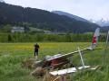 В Австрии разбился самолет, погибли два человека