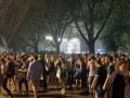 В Германии во время концерта обрушилась сцена: есть пострадавшие