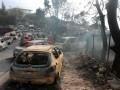 Украина предложила Греции помощь в тушении пожаров