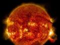 Мощнейшая магнитная буря вскоре накроет землю