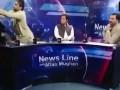 Политик и журналист подрались в эфире