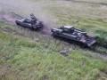 На Донбасс массово стягивают танки и артиллерию - ОБСЕ
