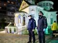 В Пасхальную ночь зафиксировано 19 нарушений