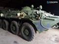 Киевский бронетанковый завод отправил партию БТР-80 в войска