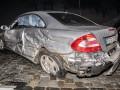 Крупное ДТП в Киеве: водители гонялись за виновником