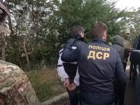В полиции показали оперативное видео задержания балканских киллеров