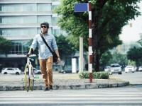 В Украине машина сбила велосипедиста на переходе: Кто прав - видео