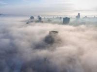 Семь морпортов Украины ограничили работу из-за тумана