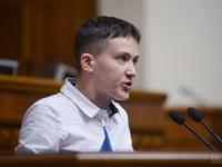 Савченко заявила, что нельзя взрывать Раду с невинными людьми