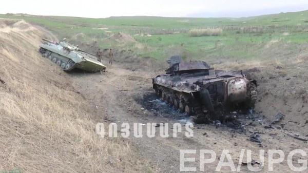 В Азербайджане информацию о потерях пока не комментировали
