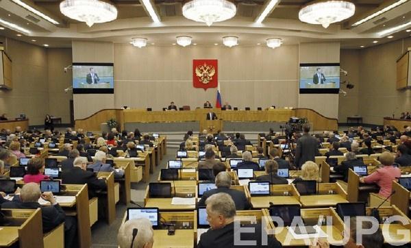В РФ не собираются вводить зеркальные меры
